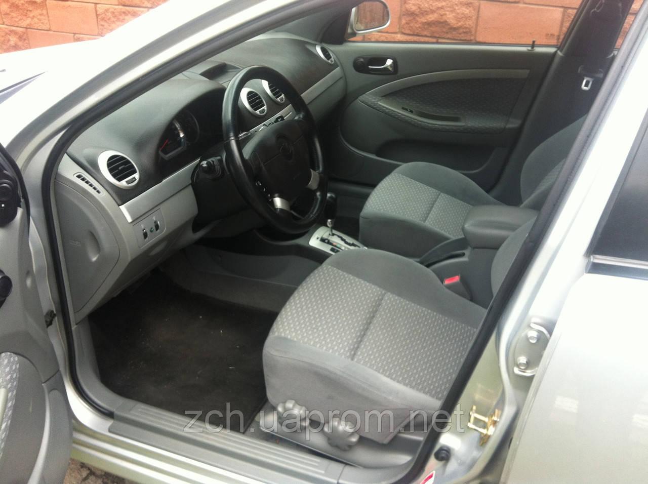 Ремни безопасности Chevrolet Lacetti