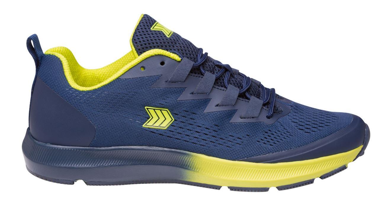 48463880 Весенние - летние мужские кроссовки сетка, синие. Размеры 41, 43, 44 ...