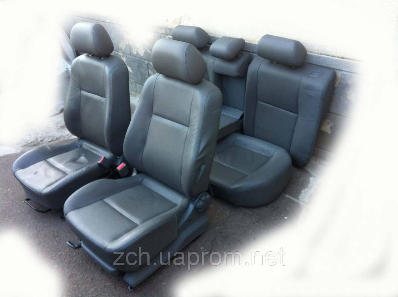 Салон велюровий , шкіряний Chevrolet Lacetti