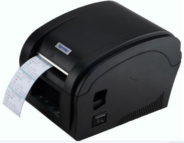Универсальный Термо принтер этикеток и чеков Xprinter XP-360B