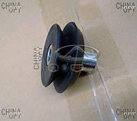 Опора заднего амортизатора нижняя, BYD F3 [1.6, до 2010г.], 1064001697, Original parts