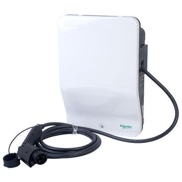 Зарядна станція для електромобіля EVLINK WALLBOX T1 32A (EVH2S7P0AK)