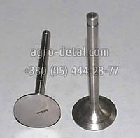 Клапан впускной А05.12.012 головки блока цилиндров дизельного двигателя А 41, А 01