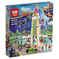 Конструктор LEPIN SUPER HERO GIRLS 29001 Школа Супергероев, 712дет