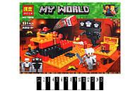 Конструктор Bela My World Иссушитель 10954-10959