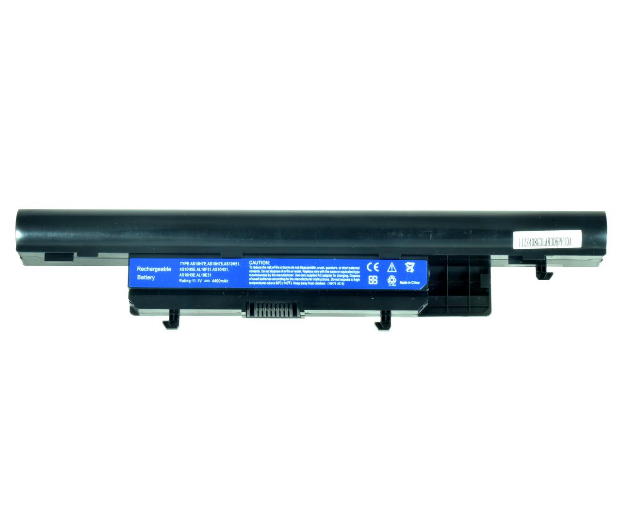 Батарея для ноутбука Gateway AS10H7E 31CR19/65-2 AK.006BT.076 BT.00603.118 BT.00603.119 BT.00605.066