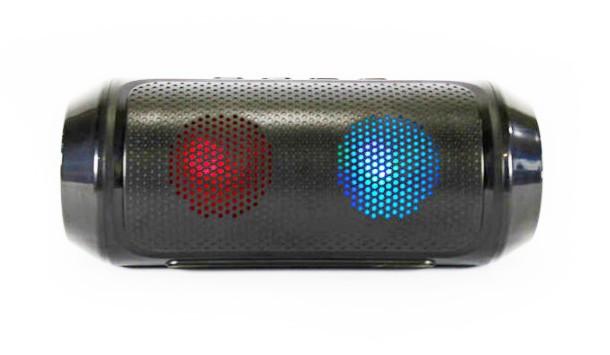 Портативная колонка Q610 Bluetooth с подсветкой