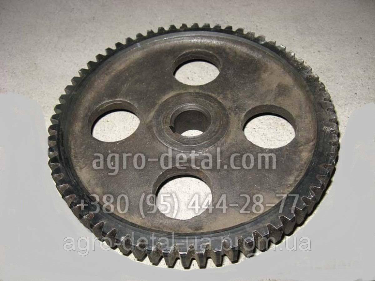 Колесо зубчатое 11Т-0903 шестерня масляного насоса ведущая Z=64 двигателя А 41