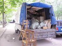 Вывоз строительного мусора  в  Киеве и Киевской области