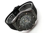 Женские часы HUBLOT - Geneve full black