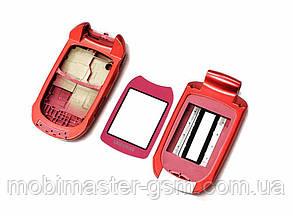 Корпус Samsung E570 розовый, фото 2