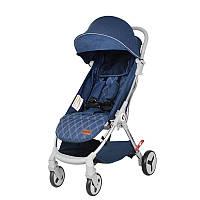 ДОСТАВКА В ПОДАРОК! Детская коляска Yoya Care Future синяя
