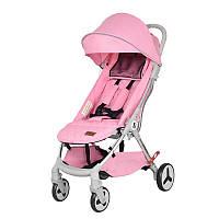 ДОСТАВКА В ПОДАРОК! Детская коляска Yoya Care Future розовая