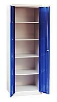 Хозяйственный металлический шкаф SMD 80