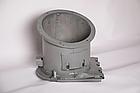 Патрубок 54-6-3-2-1Б угловой шнека выгрузного НИВА СК-5, фото 5