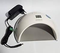 Гибридная светодиодная UV/LED лампа SunUV-6 48 вт (Сан ван ) ОРИГИНАЛ с защитой от перегорания светодиодов
