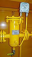 Фильтр газовый сетчатый кассетный ФГСК-П-80_(0,6)