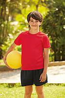 Спортивная детская футболка унисекс 61-013-0