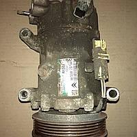 Компресор кондиціонера Sanden SD6C12 9659875780 PEUGEOT 207/307/308/ Citroen C3/C2  б/у