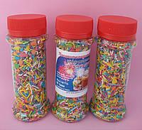 Посыпка пасхальная микс 80 грамм
