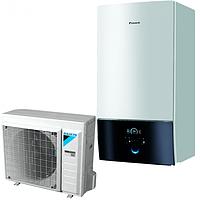 Тепловой насос воздух-вода. Daikin Altherma 3 split ERGA04DV/EHBH04D6V - 4 кВт