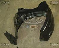 Подкрылок / локер передний правый, пластик, Geely GC6 [LG-4], 1018018864, Aftermarket