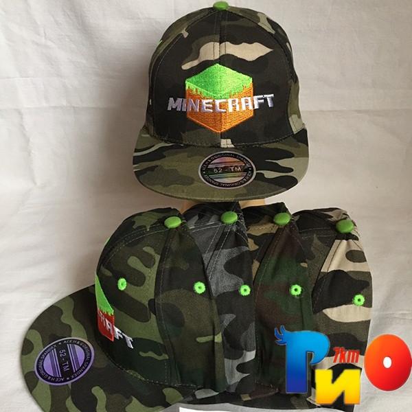 Детская  летняя кепка (РЭП) для мальчика р-р 52 (5 ед в уп) NA_1755