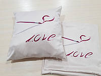 Подушка  Любовь в подарок, 35х35см, фото 1