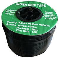 Капельная лента эмиттерная 500 м * 20 см  SUPER DRIP TAPE 1462