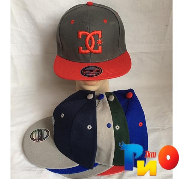 Детская  летняя кепка (РЭП) для мальчика р-р 56 (5 ед в уп) NA_1460