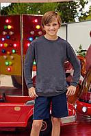 Детская футболка унисекс с длинным рукавом 61-007-0