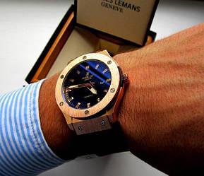 Часы Кварцевые мужские HUBLOT 4 цвета 05450 Реплика Качество!