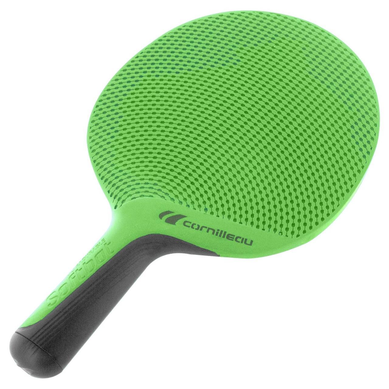 ... Ракетка для настольного тенниса Cornilleau Softbat (зелёная) 1030241209e1c