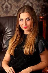Ведущий (Ведущая) Киев Оксана Быкова