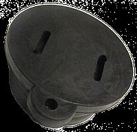 Пробка пыжеуловителя д. 50мм