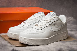 Кроссовки мужские  Nike Air, белые (14892),  [  44 (последняя пара)  ]
