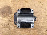 Блок управлением двигателя 1.6 и 1.8 Chevrolet Lacetti
