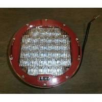 Фара LED круглая 96W, 32 лампы, 225*225мм, широкий луч (ТМ JUBANA)