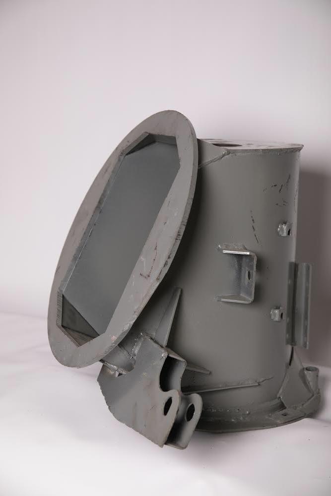 Горловина бункера комбайна ДОН-1500А,Б