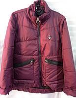 Куртка СО ЗМЕЙКОЙ на карманах женская, фото 1