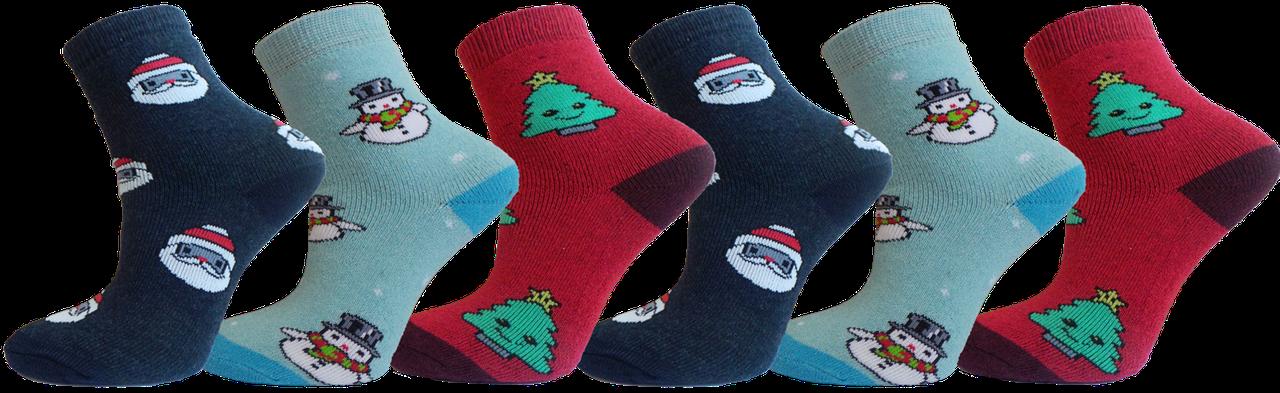 """Шкарпетки дитячі Новий рік """"lomani"""""""