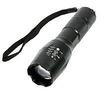 Тактический фонарик