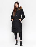 Куртка женская зимняя 9615 черная 50