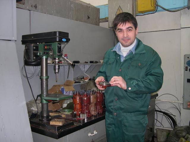 Инженер гидравлик