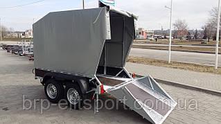 """""""Квадрик X2"""" (бортовой, для перевозки квадроцикла с тентом)"""