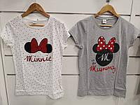 Футболка для девочек оптом, Disney, S/M/L/XL,  № S8410