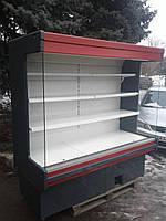 Холодильная горка Byfuch 2 м.б/у.  регал холодильній бу, фото 1