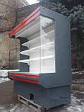 Холодильная горка Byfuch 2 м.б/у.  регал холодильній бу, фото 2