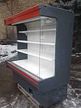 Холодильная горка Byfuch 2 м.б/у.  регал холодильній бу, фото 3