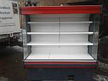 Холодильная горка Byfuch 2 м.б/у.  регал холодильній бу, фото 4